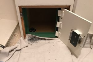 Safe Opened Successfully by Andy the Locksmith